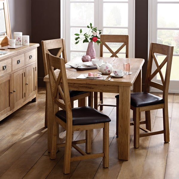 Aylesbury Oak Dining Room Collection