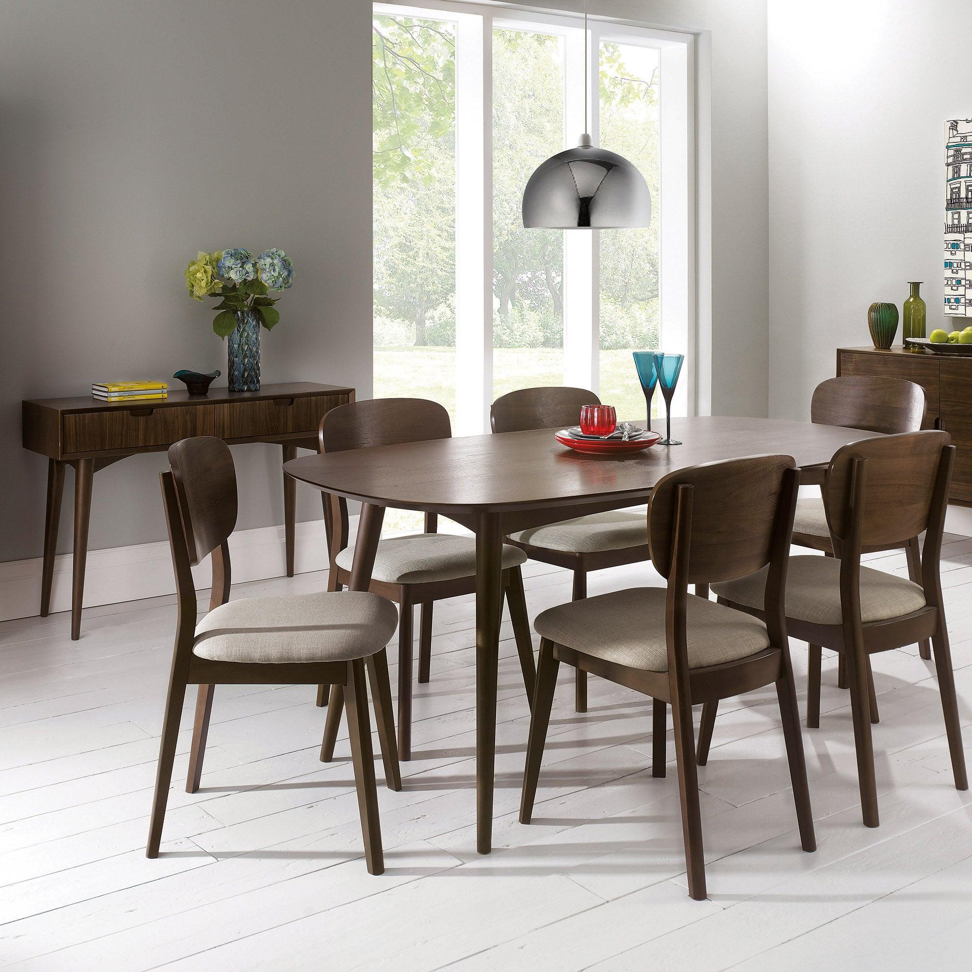 Superior Share Skandi Walnut Dining Room Collection