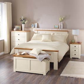 Henley Cream Bedroom Collection