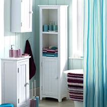 Simple Bathroom Storage Furniture  Mirrored Cabinets  Dunelm