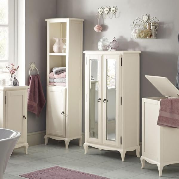 Florence Bathroom Furniture Collection Dunelm