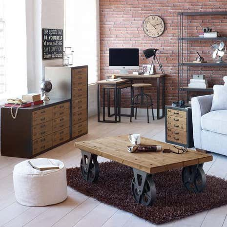 Spitalfields Living Room Collection