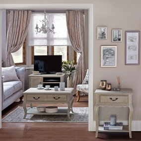 Annabelle Grey Living Room Collection