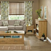 Langham Oak Living Furniture Collection