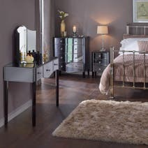 Viola Smoke Bedroom Furniture Collection