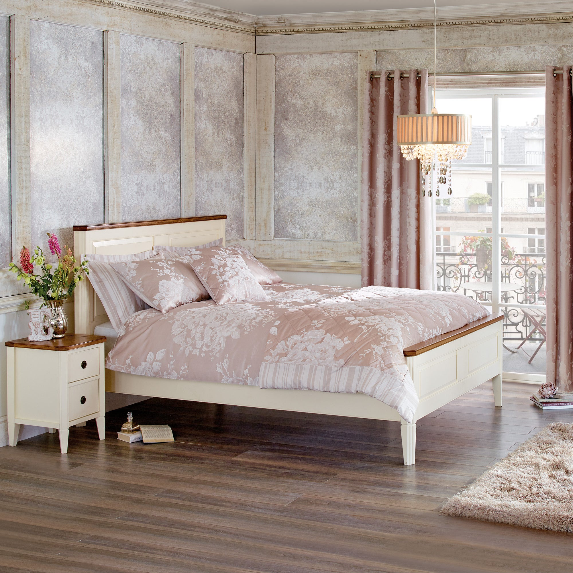 Madeline Cream Bedroom Collection