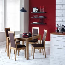 Willis Oak Dining Furniture Collection