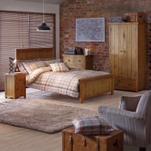 Harrison Pine Bedroom Furniture Collection