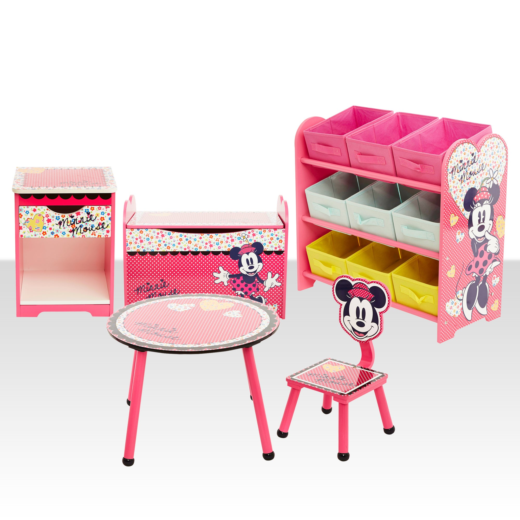 Disney Minnie Mouse Furniture Collection