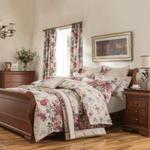 Dorma Somersby Dark Wood Bedroom Furniture Collection