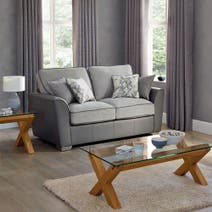 Grosvenor Performance Leather Sofa Collection