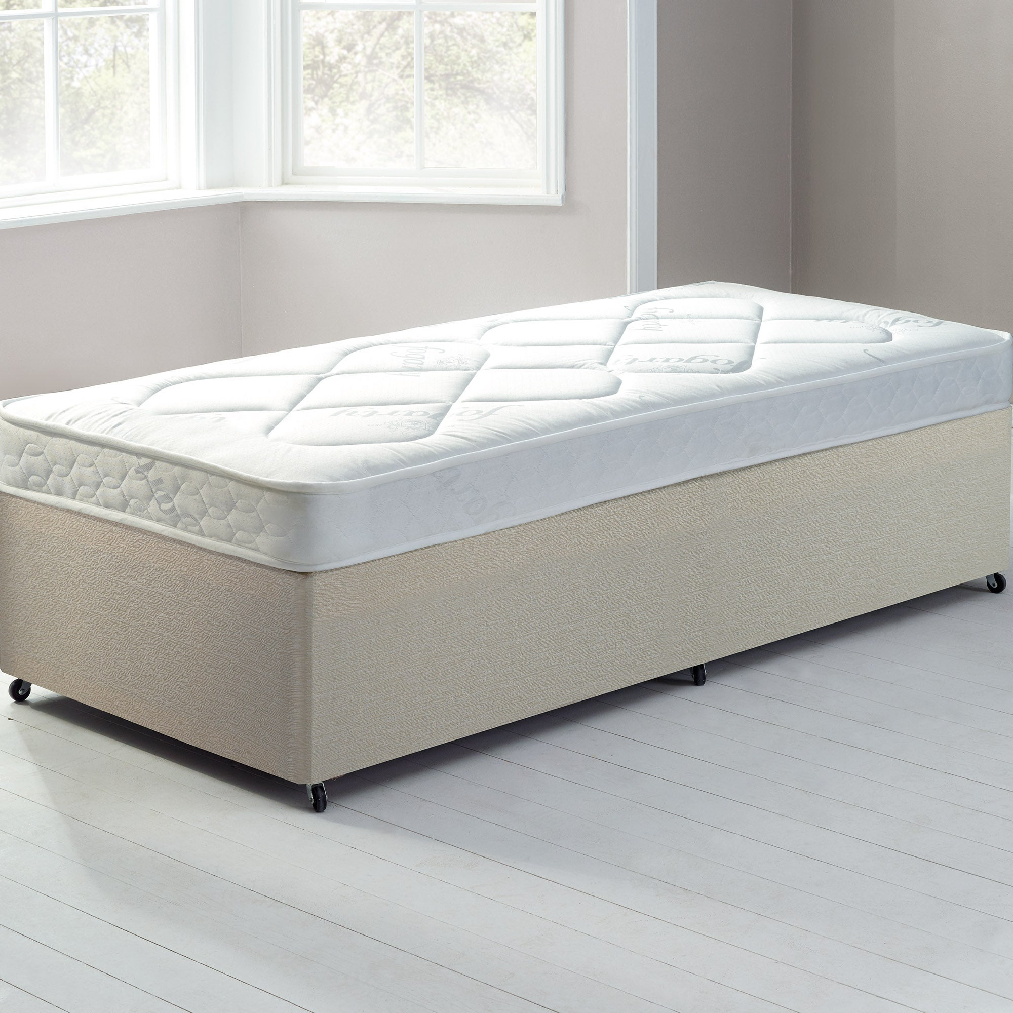 Little Sleepers Water-Resistant Mattress and Divan Collection