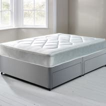 Essentials Open Coil Firm Mattress and Divan Collection