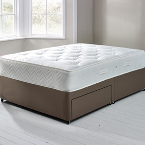 Zoned Pocket Damask Mattress and Divan Collection