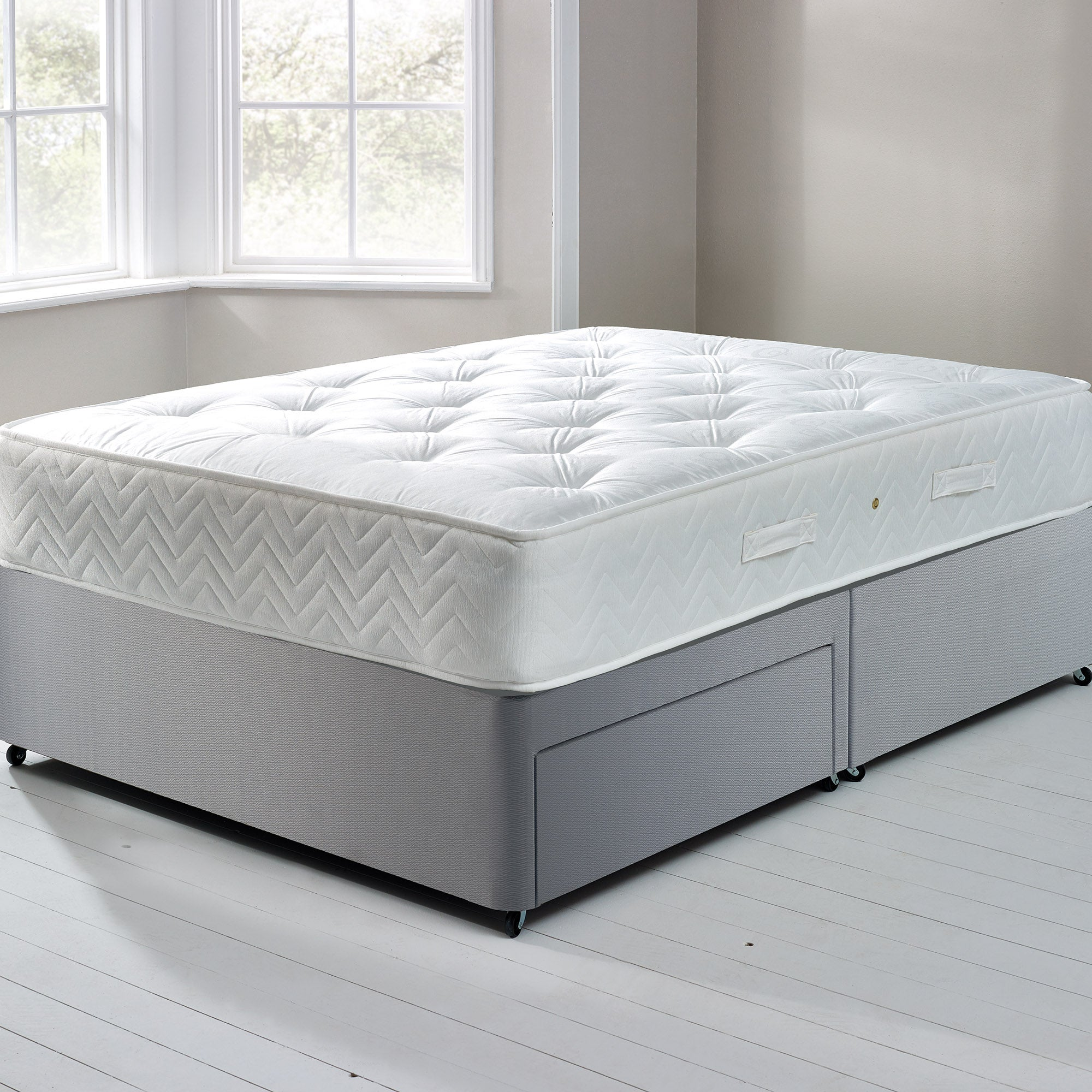 Zoned Pocket Comfort Mattress and Divan Collection