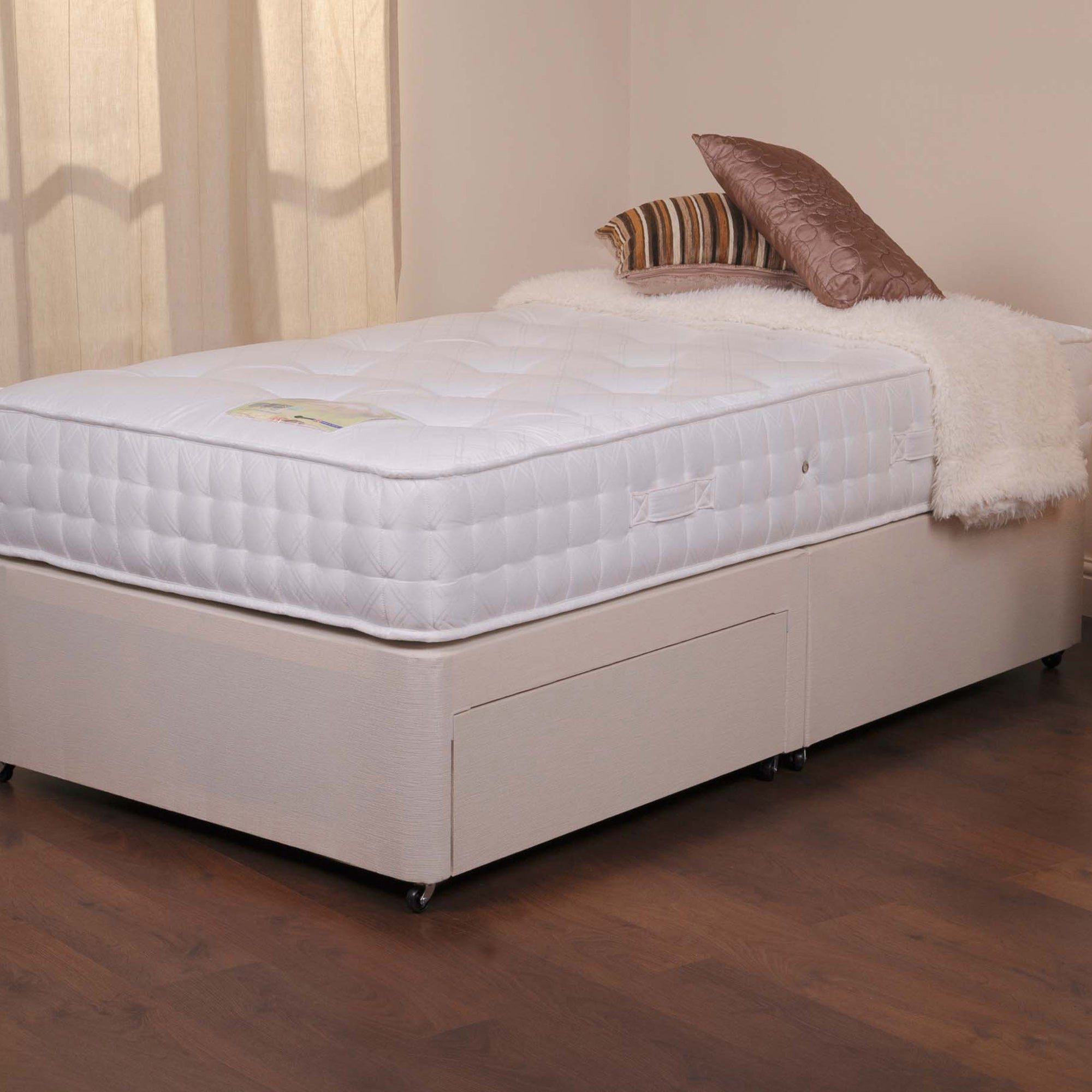 Belvoir 1000 Firm Mattress and Divan Collection