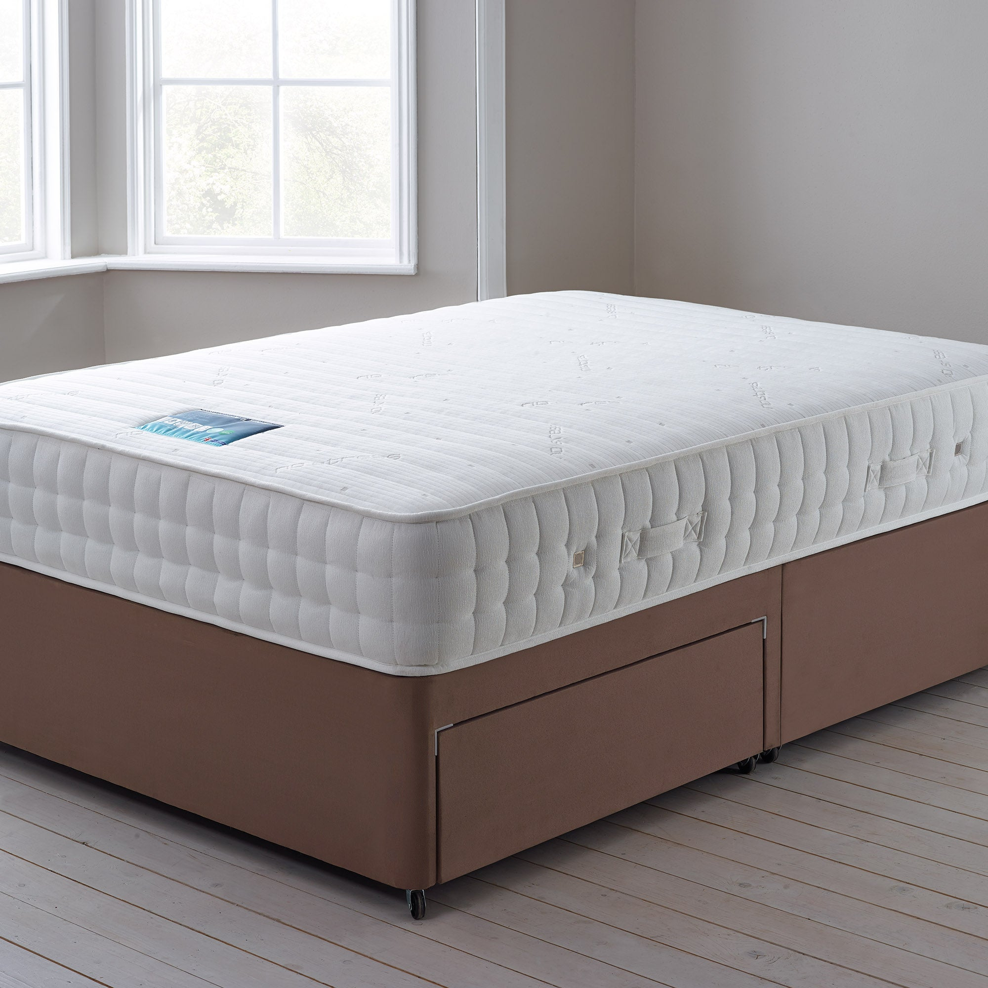 Hastings 1200 Memory Firm Mattress and Divan Collection