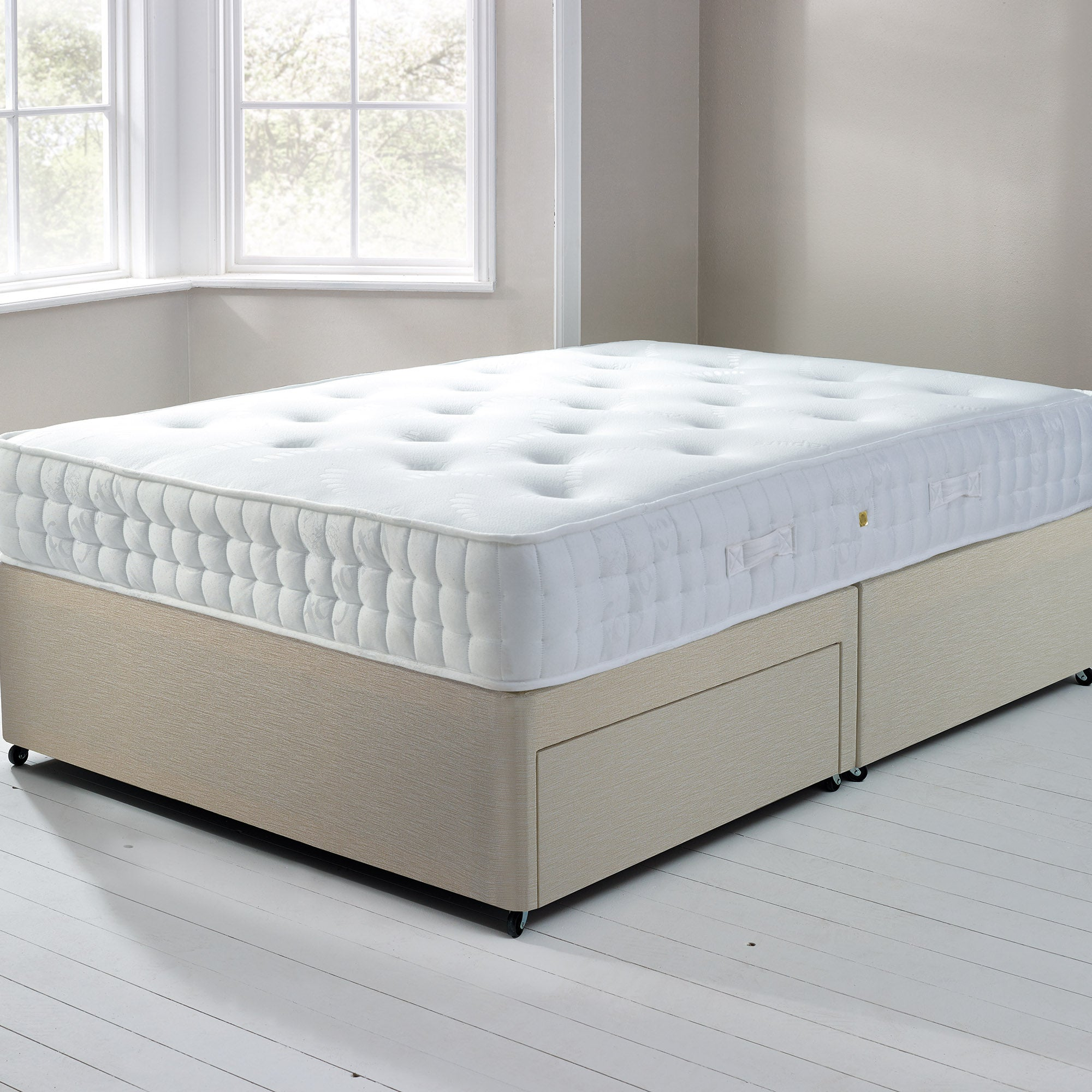 Fogarty Anti-Allergy Open Coil Mattress and Divan Collection