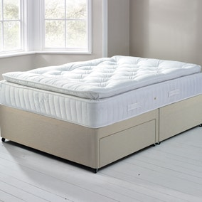 Fogarty Superfull Pillow Top Mattress and Divan Collection