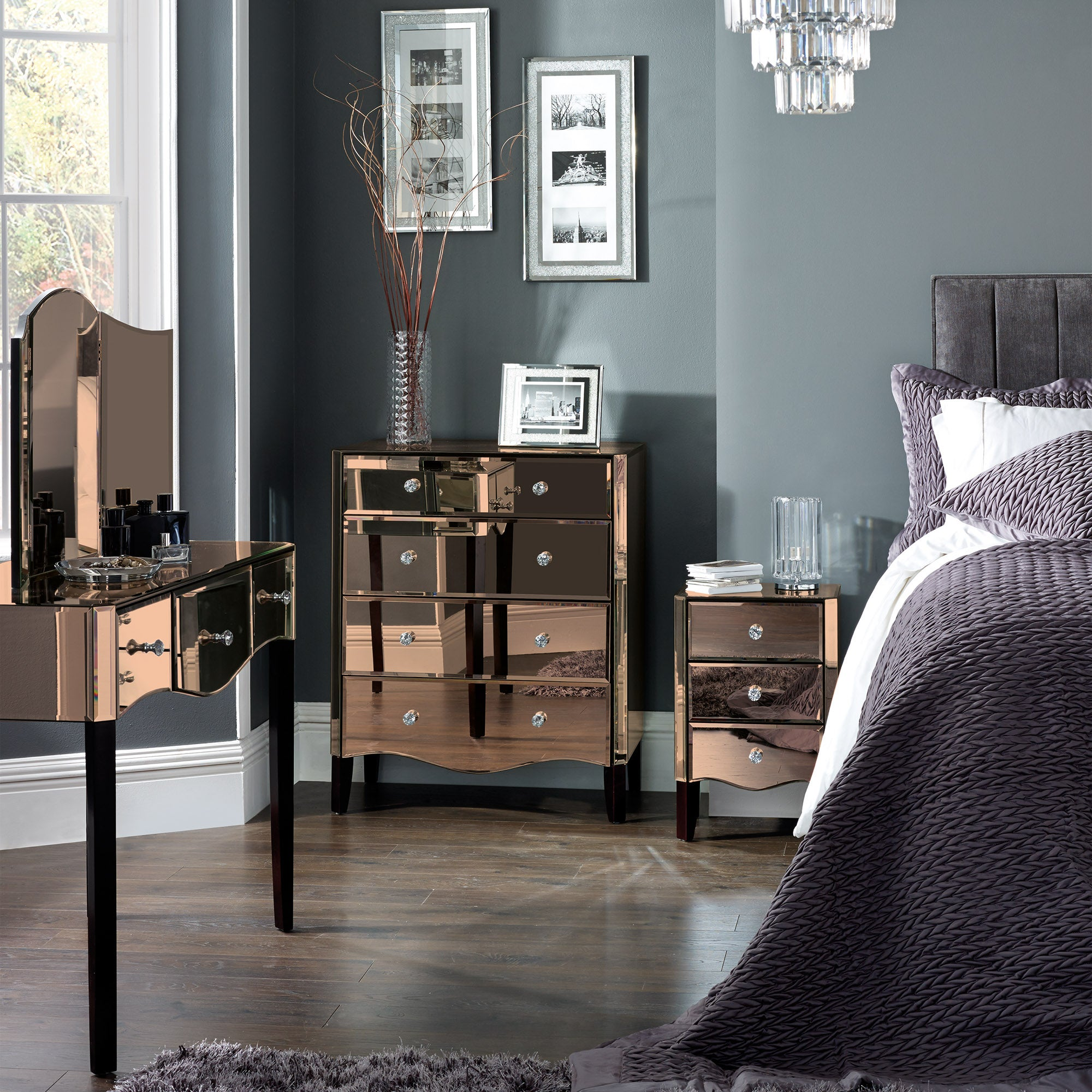 Viola Rose Bedroom Collection