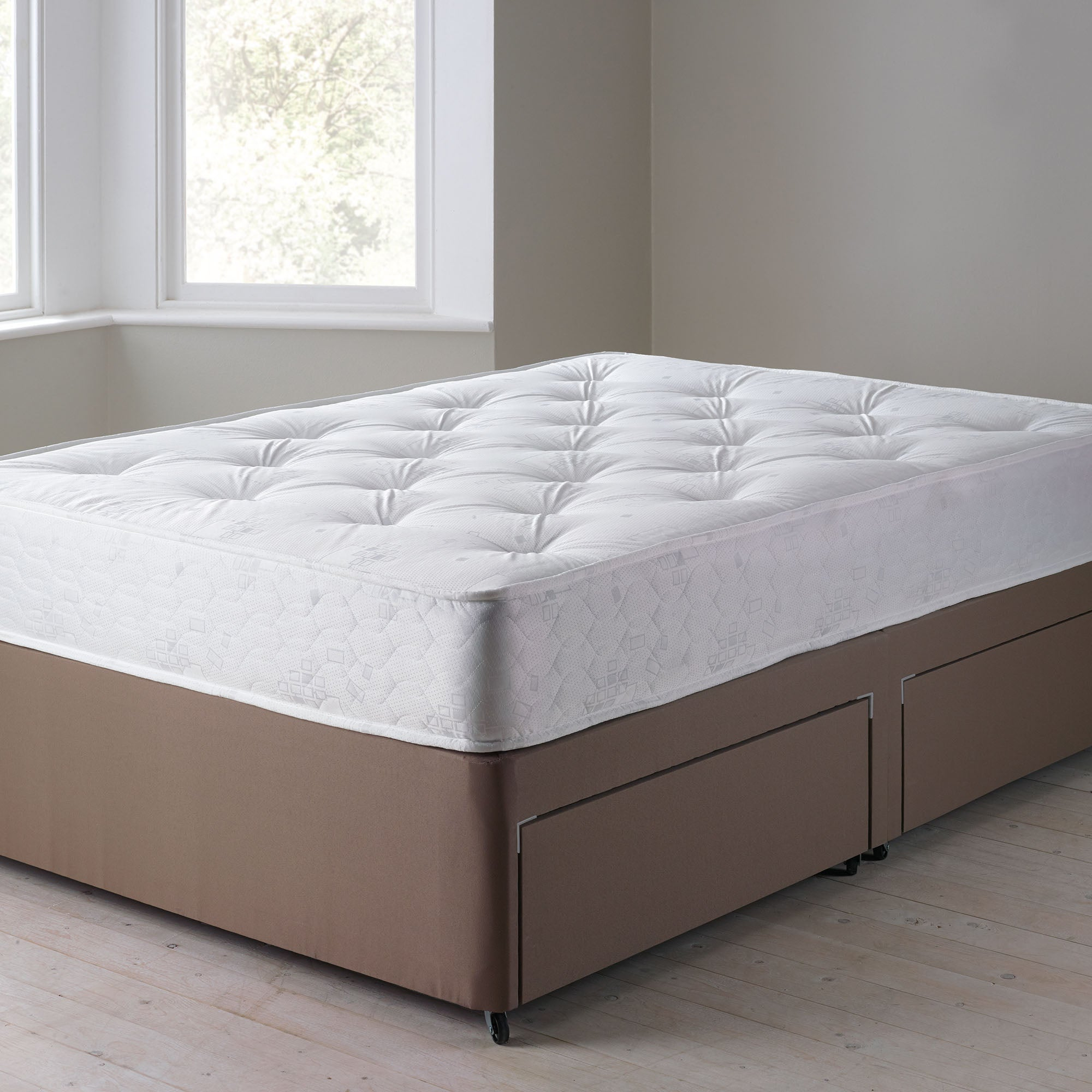 Berkley Medium Mattress and Divan Collection