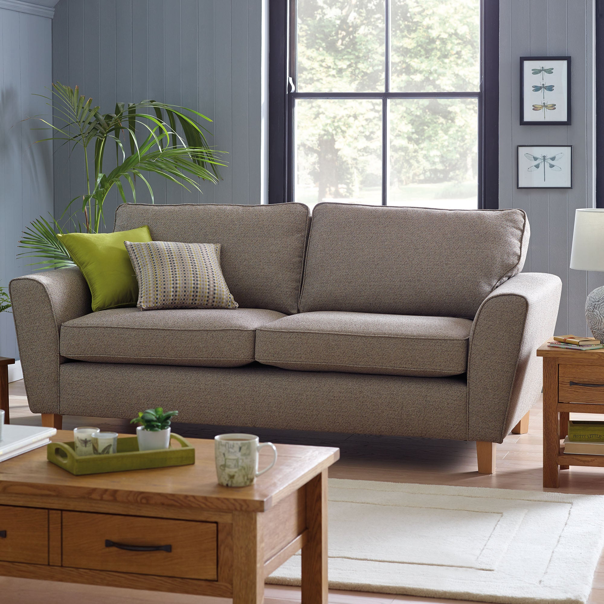 Hampton Sofa Collection