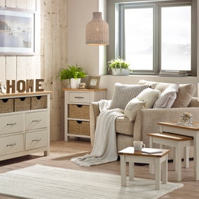 Sidmouth Cream Living Room Collection