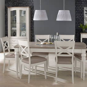 Sophia Grey Dining Room Collection