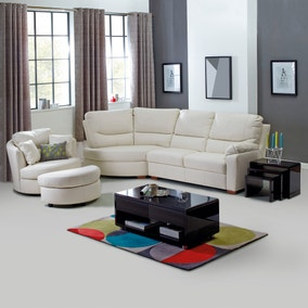 Soho Black Living Room Collection