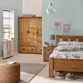 Fenton Pine Bedroom Collection