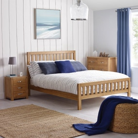 Bedroom Oak Furniture Oak Furniture  Solid Oak Bedroom Furniture  Dunelm