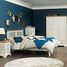 Eaton Soft Grey Bedroom Collection