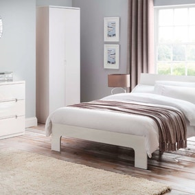 Manhattan White Bedroom Collection