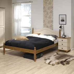 Colburn Cream Bedroom Collection