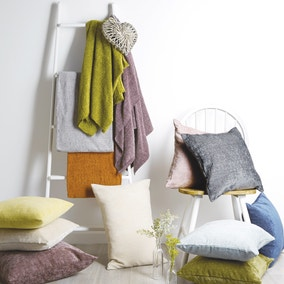 Chenille Cushion Collection