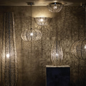 Lacework Lighting Collection