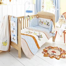 Sweet Safari Nursery Bed Linen Collection
