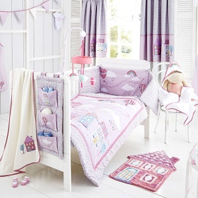 Up and Away Nursery Bed Linen Collection