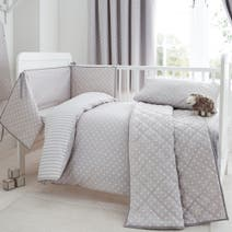 Neutral Nursery Bed Linen Collection