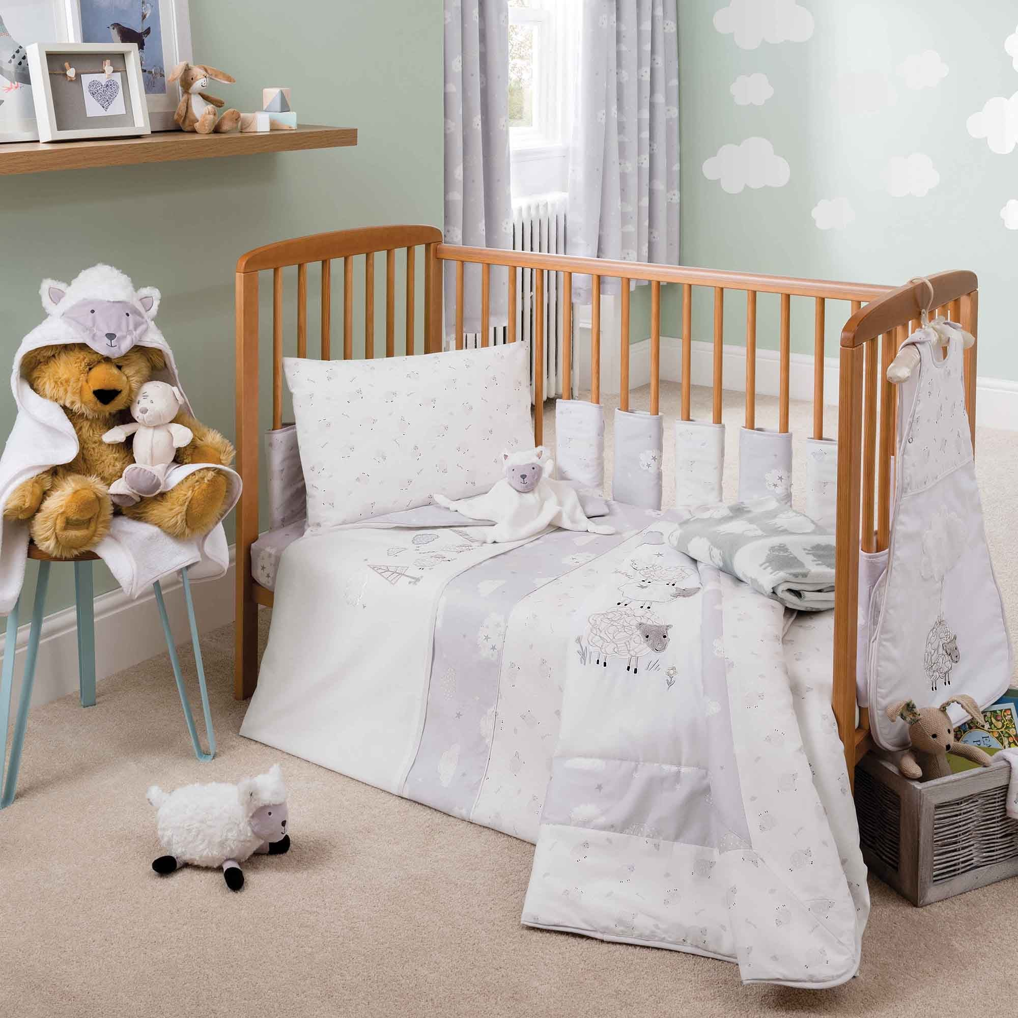 Sweet Dreams Bed Linen Collection
