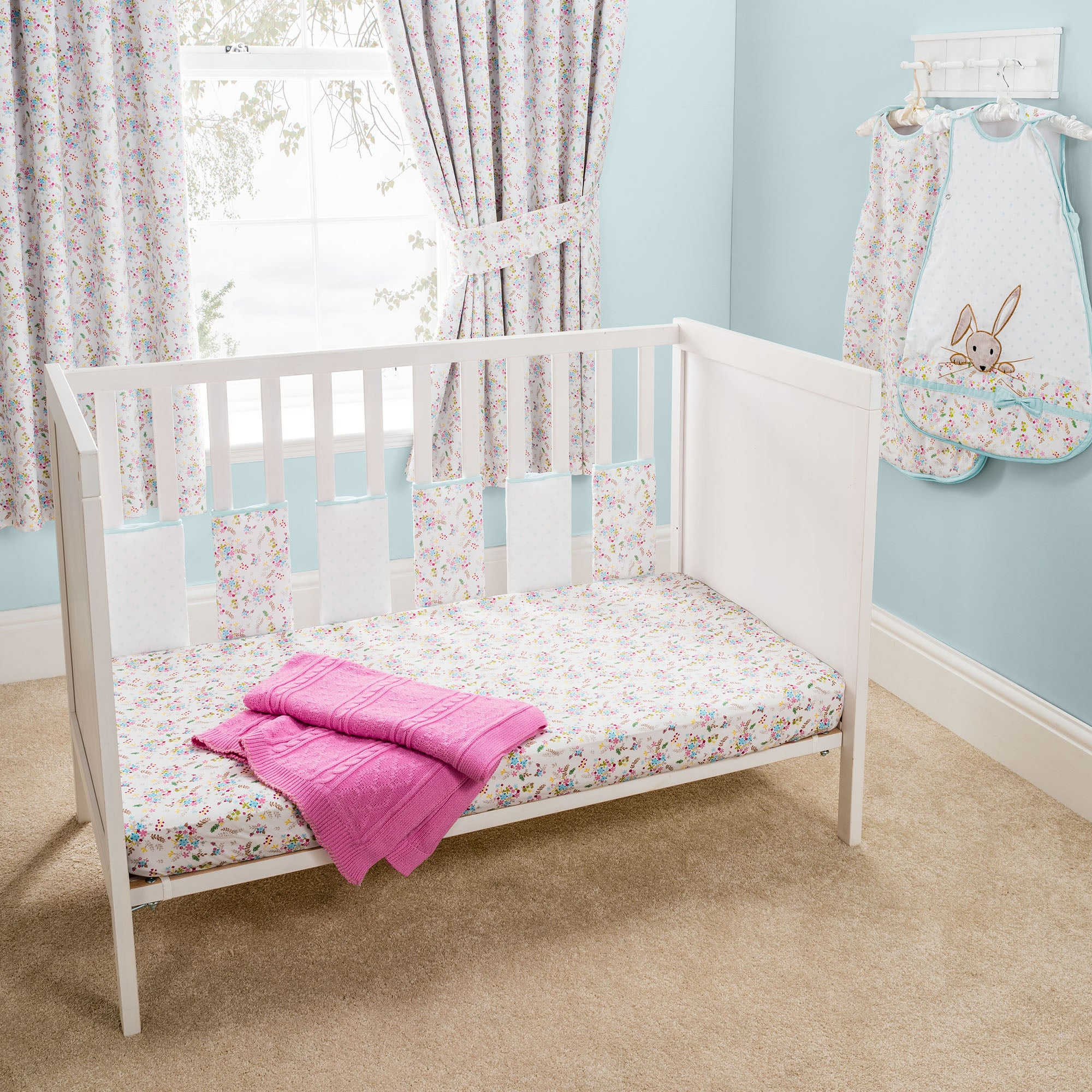 Sophia Rabbit Bed Linen Collection