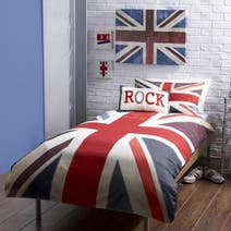Union Jack Bed Linen Collection