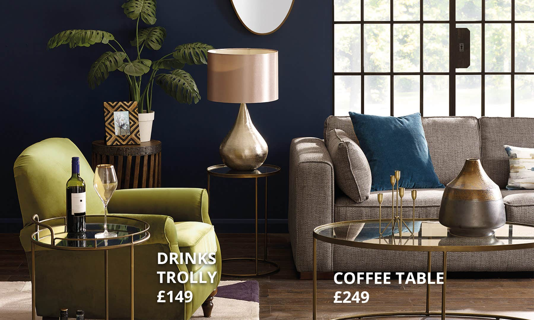Pimlico Living Room Collection