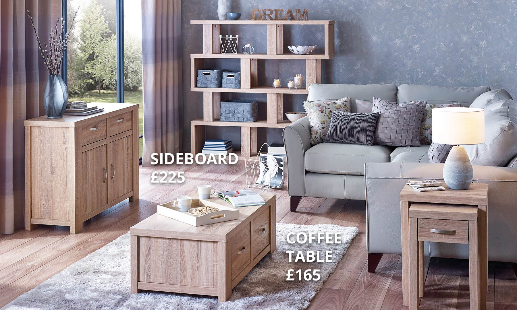 York Living Room Collection | Dunelm