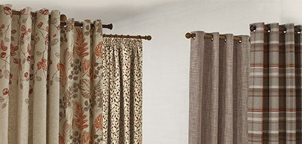 View all Ready Made Curtains