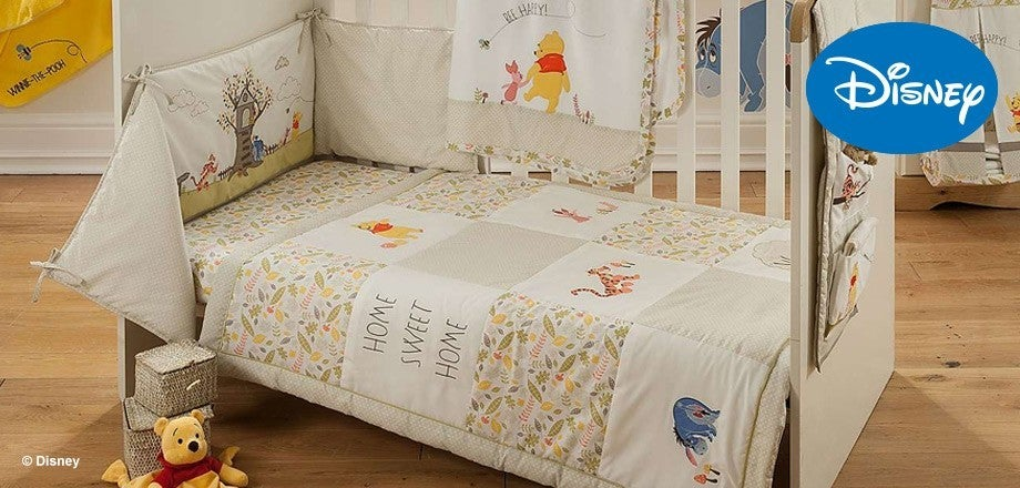 Disney Winnie The Pooh bedding