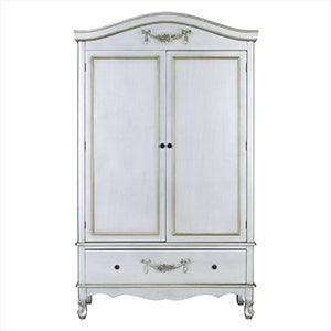 Toulouse Silver Gents Wardrobe