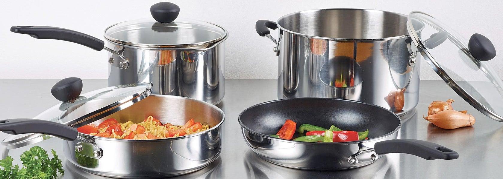 Your Pots Pans Amp Saucepans Buying Guide
