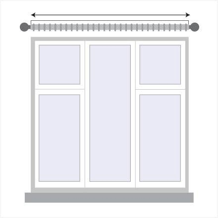 curtains shower window decoration a astonishing size pics standard of length bathroom rod high sill curtain sizes