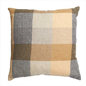 Heritage Regan Check Cushion
